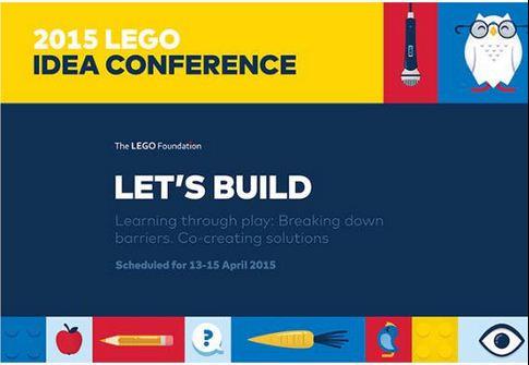Kevin Marinacci Represents Fabretto at the LEGO Idea Conference in ...
