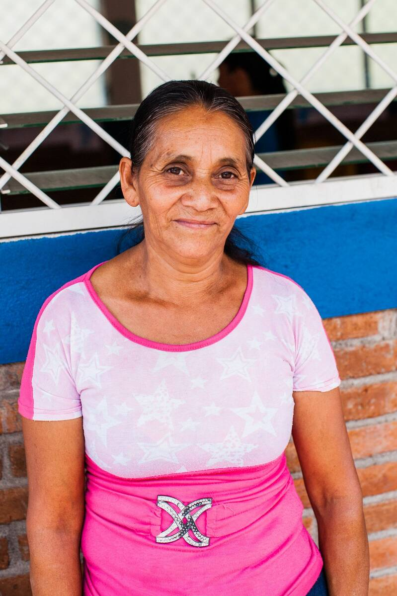 Hilda Ponce, heroe and change-maker