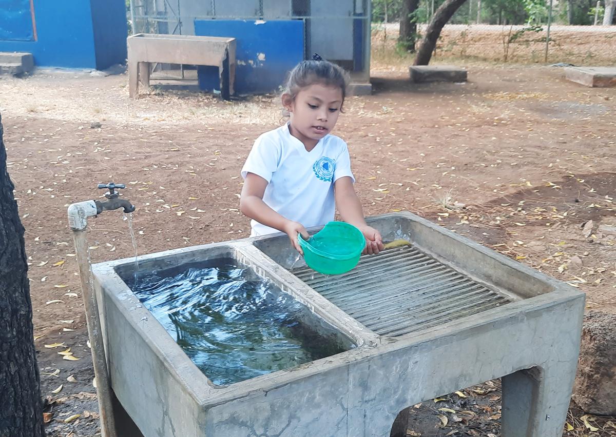 Cargill Nicaragua invests in water supply infrastructure in 14 schools
