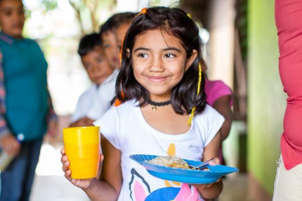 Fabretto school meals: ending poverty through nutrition